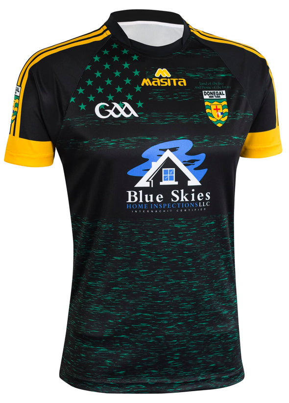 Donegal New York Away Jersey Regular Fit Adult