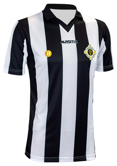 Emyvale GAA Retro Hooped Jersey Regular Fit Adult