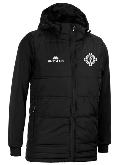 Emyvale GAA Nova Padded Jacket Adult