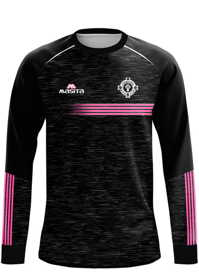 Emyvale GAA Pink Kansas Sweater Kids