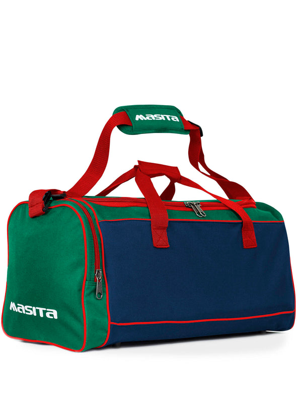 Forza Sports Bag Green/Navy/Red