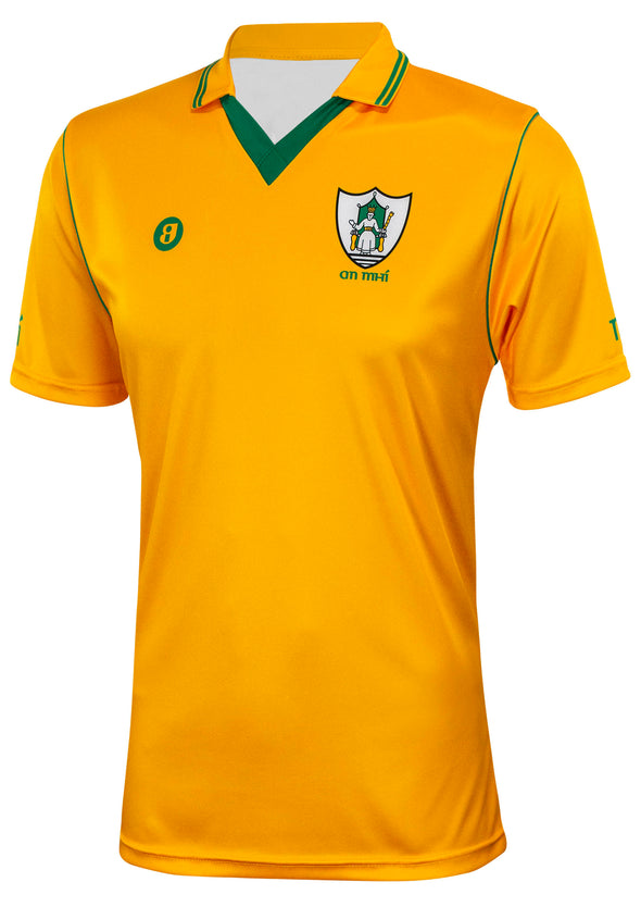 Meath Away Retro Jersey Player Fit Adult