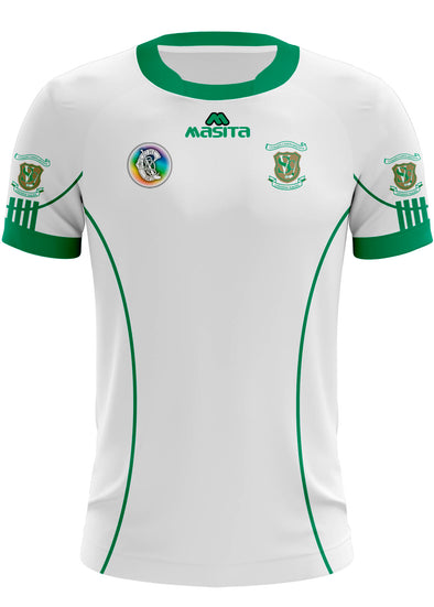 St Vincent's Camogie Away Jersey Player Fit Adult