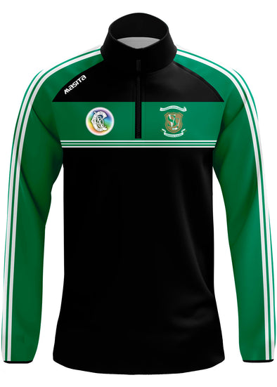 St Vincent's Camogie Vega Zip Top Adults