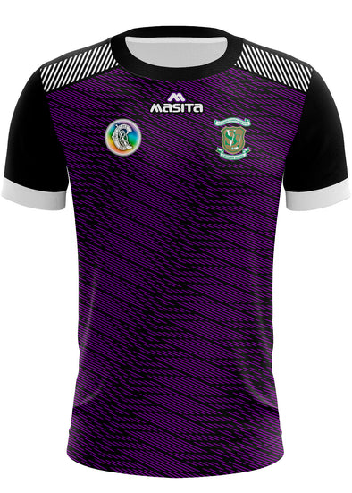 St Vincent's Camogie Training Jersey Player Fit Adult