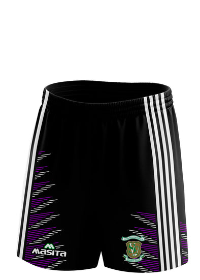 St Vincent's Camogie Training Shorts Adult