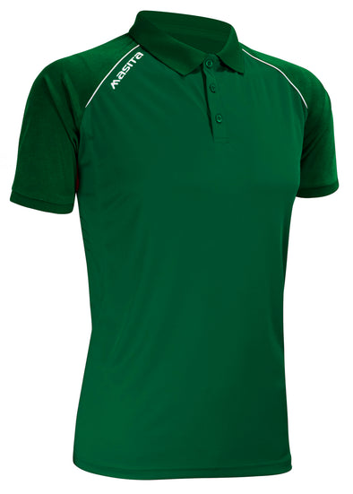 Supreme Polo Shirt Green/White