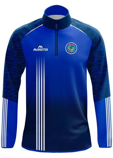 Tullamore Camogie Logan Zip Top Adults