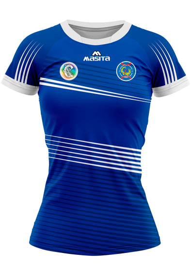 Tullamore Camogie Home Jersey Player Fit Adult