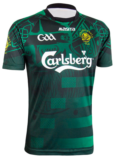 Viking Gaels Goalkeeper Jersey Player Fit Adult