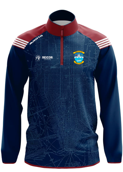 Westmeath New York Quarter Zip Adults