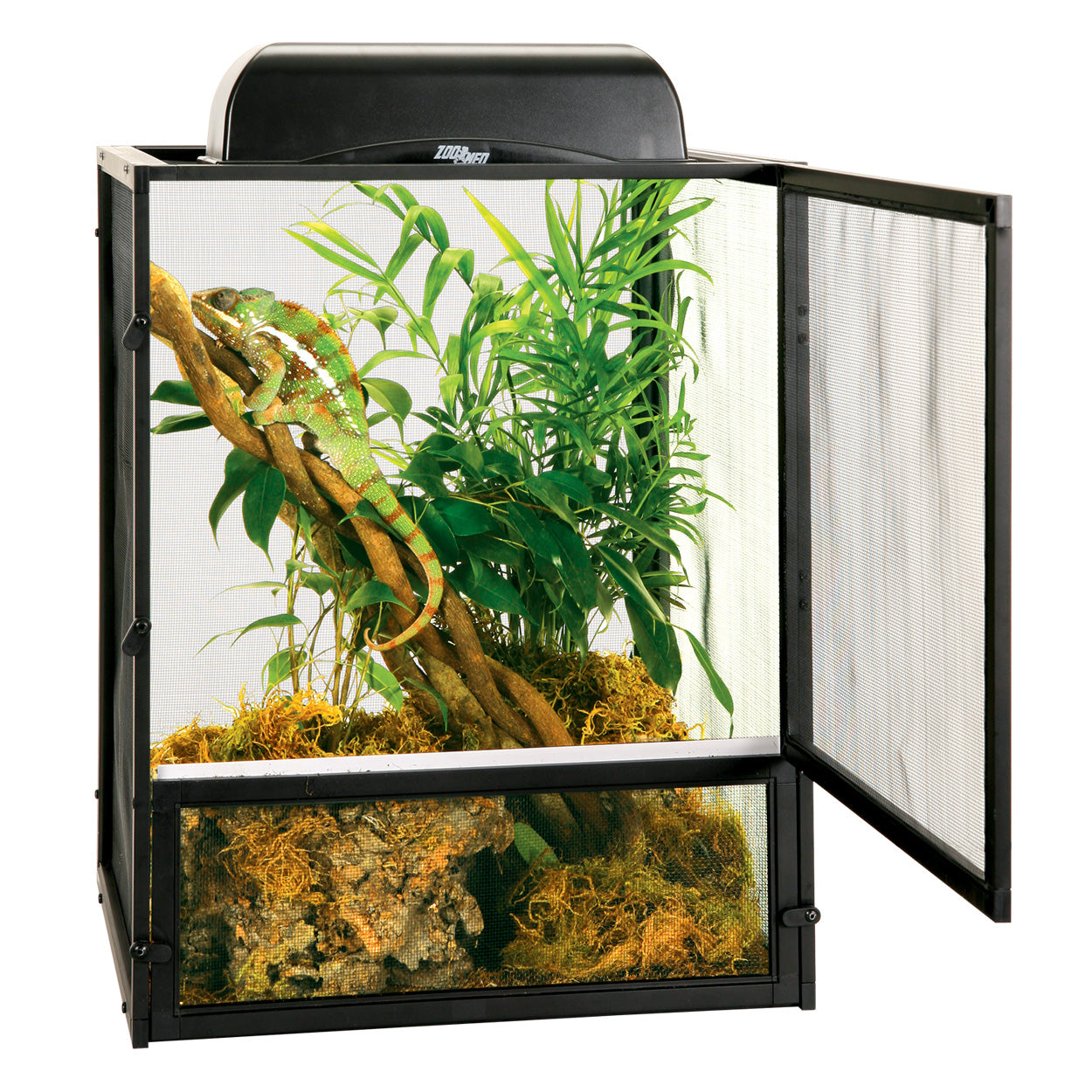 Screen Terrariums