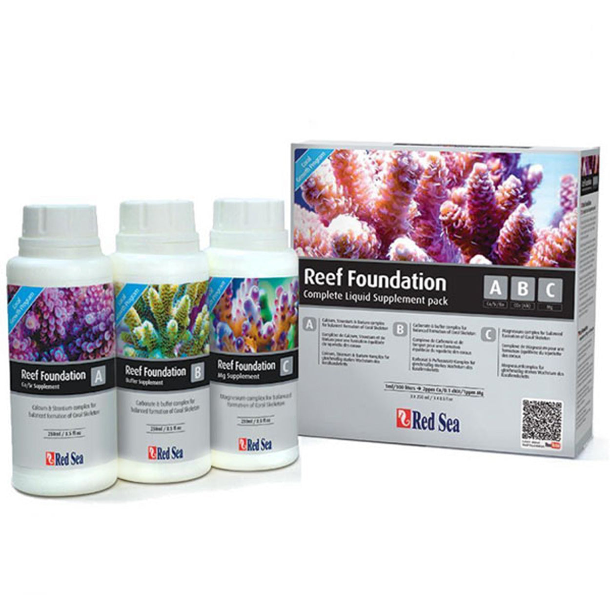 Reef Additives