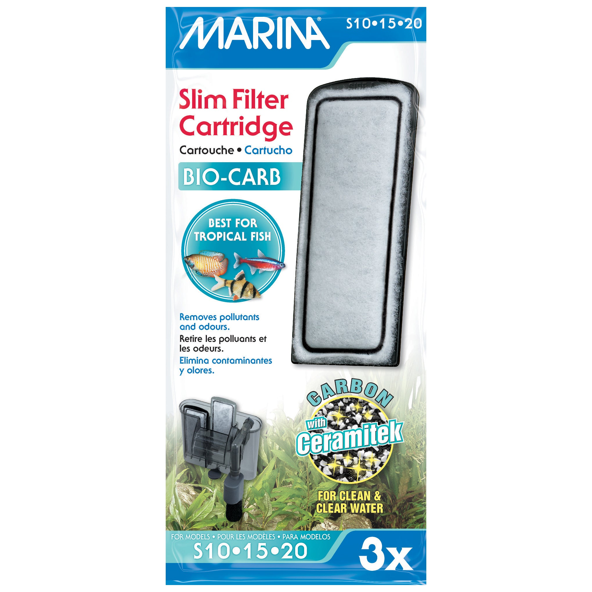 Marina Cartridges