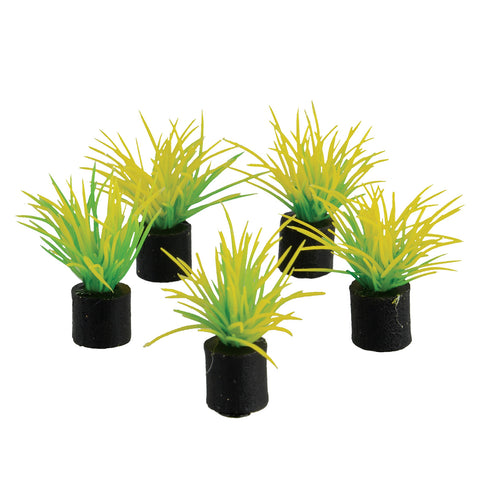 underwater-treasures-mini-plant-spring-grass-125-inch-5-pack