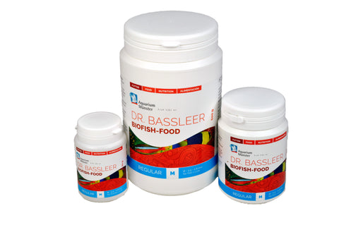 Dr. Bassleer Biofish Food Regular Large Granule