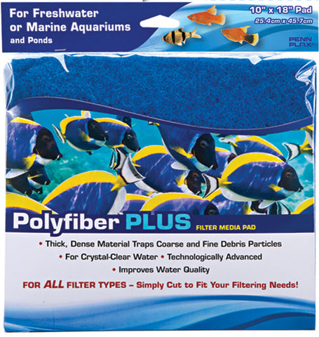 penn-plax-poly-fiber-plus-filter-media-pad-10x18