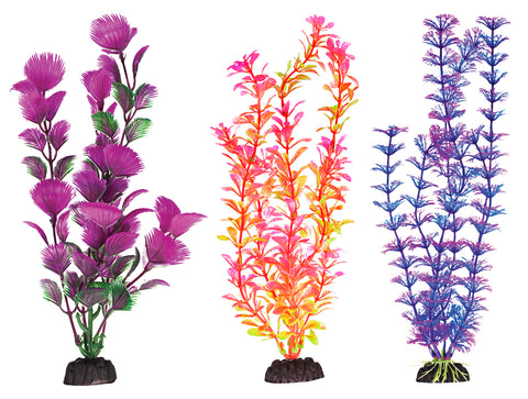 penn-plax-colorful-plant-6-pack-12-inch