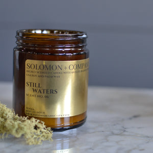 Still Waters Soy Candle Collection