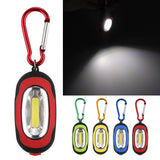 Carabiner | Magnetic with Ultra-Bright Flashlight