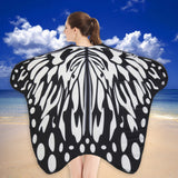 Channel Your Inner Butterfly | Butterfly Wings Shawl