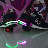 Light up Pedometer | Led Luminous Shoe Clip On