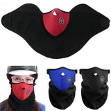 Fleece Face Mask | Anti-Dust, Breathable, Dust Mask