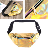 Fanny Pack | Shinny with Zipper (Choice of Color) ️⛺