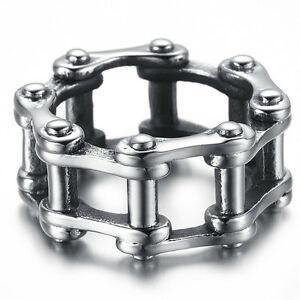 Bike Chain Jewelry - Badass Biker Jewelry Emporium