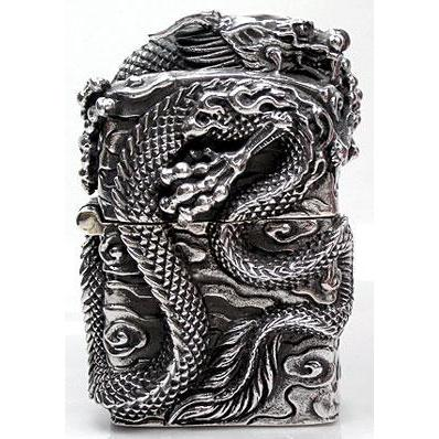 chinese-dragon-silver-biker-lighter
