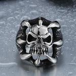 Fierce Skull Ring