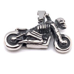 Skeleton bike stainless steel
