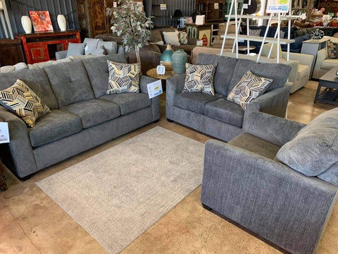 3 pc sofa set sectionals rug and more in showroom