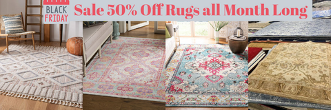 Black Friday Rug sale