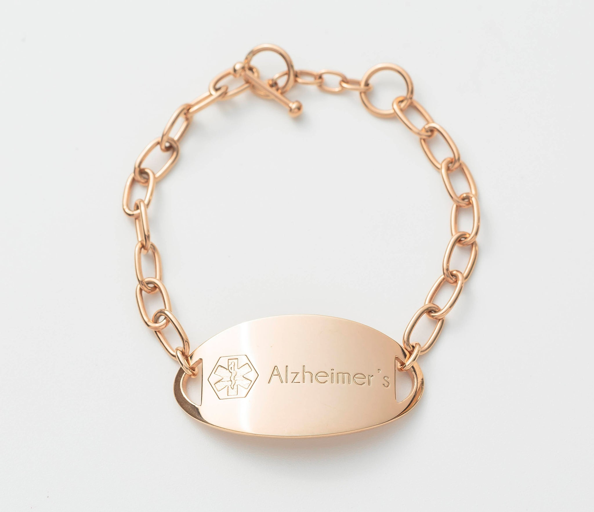 Personalized Medical ID Bracelet
