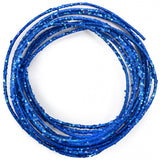 25 feet, 5mm Laser Glamour Rope, Royal Blue