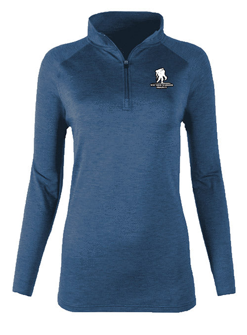 WWP Ladies Logo 1/4 Zip