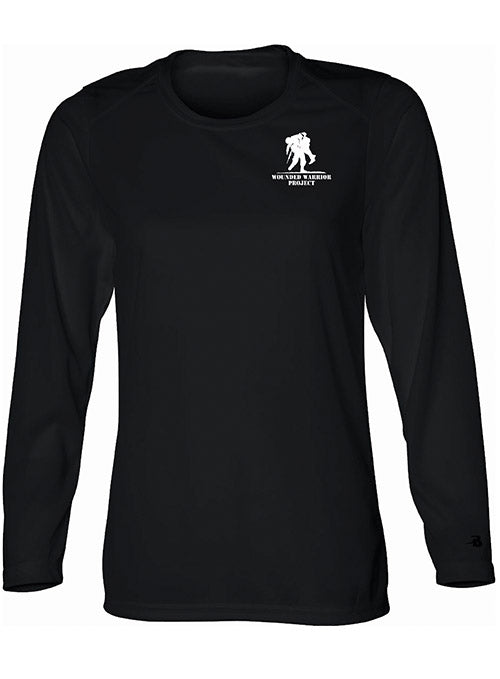 WWP Ladies Long Sleeve Performance Tee