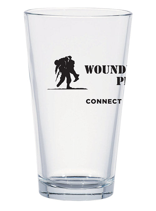 WWP 16 oz Pint Glass