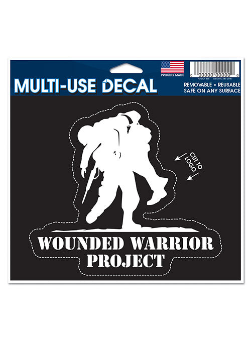 WWP 4x4 Decal