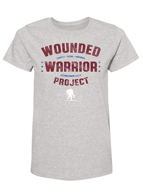 WWP Ladies Patriot Circle Graphic Tee