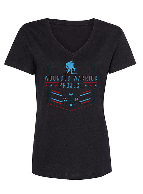 WWP Ladies Logo Crest Tee