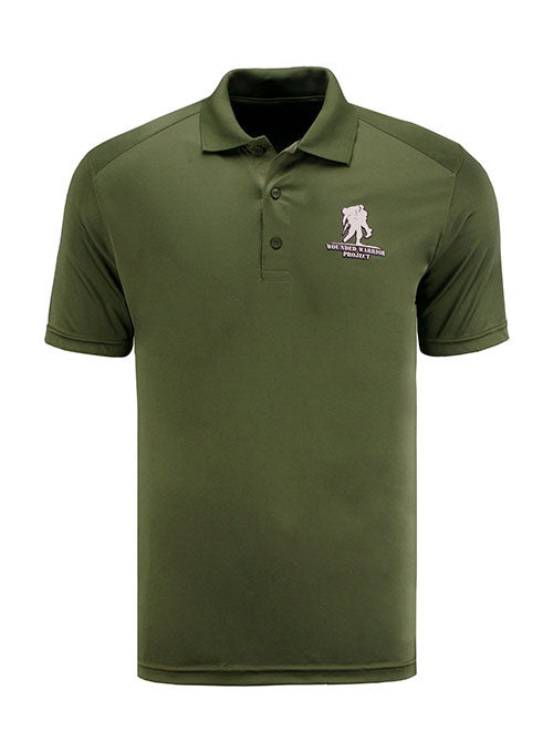 WWP Polo - Military Green
