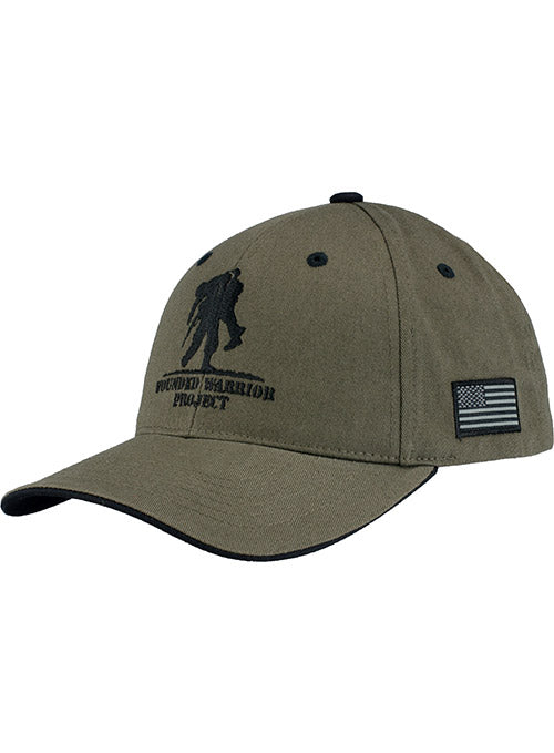 WWP Snap Back Logo Hat
