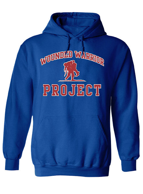 WWP Heart & Soul Hooded Sweatshirt - Royal