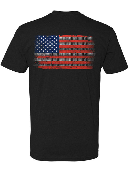 WWP Character Traits Flag Tee
