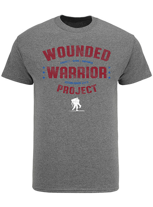 WWP Patriot Circle Graphic Softstyle Tee