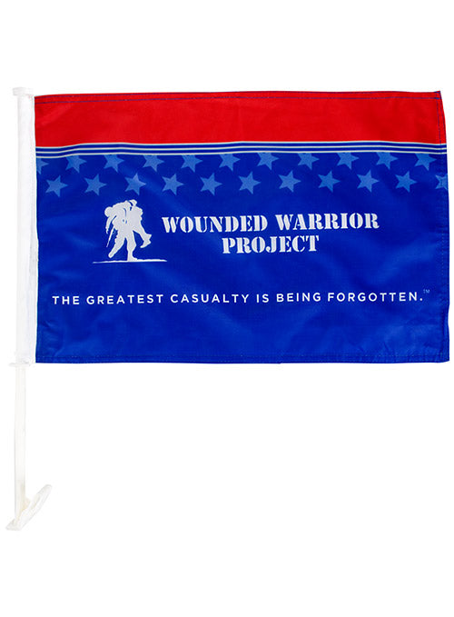 WWP Car Flag