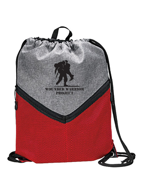 WWP Logo Cinch Bag