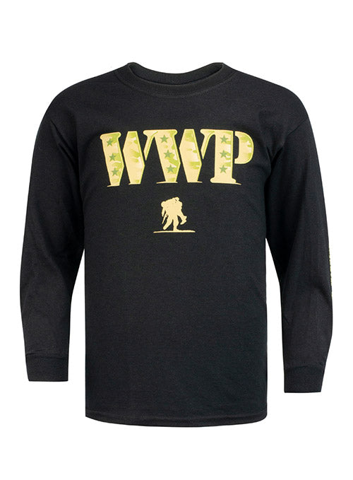 WWP Youth Long Sleeve Tee